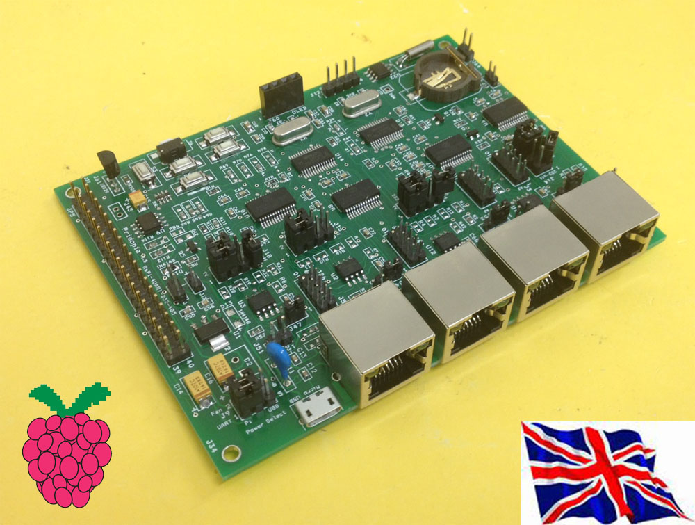 Raspberry pi hardware model b