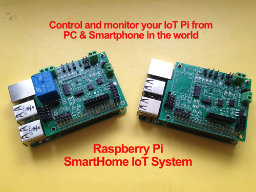 Pridopia - Raspberry Pi Powered Smarthome on