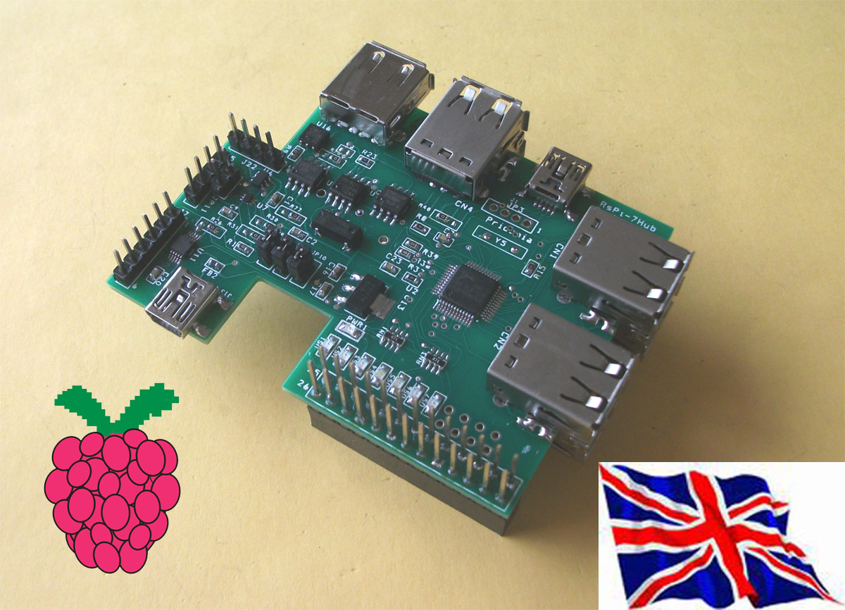 Simply Automationized: 25+ Raspberry Compatible 1-Wire Host
